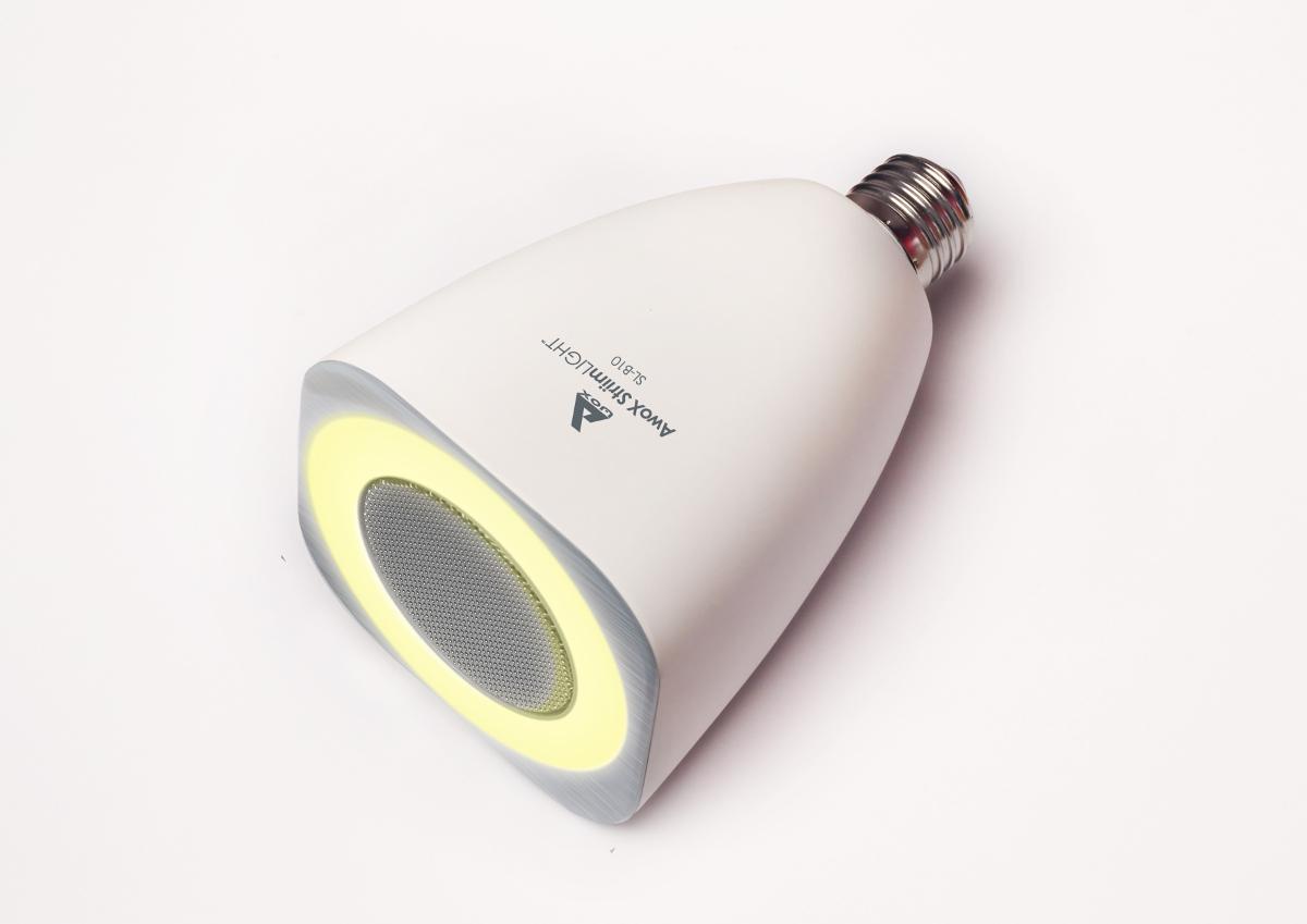 AwoX StriimLIGHT (SL-B10) grająca żarówka LED Bluetooth Polska Gwarancja