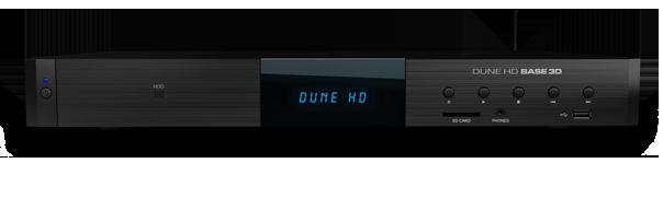 Dune HD BASE 3D (BASE3D) Odtwarzacz sieciowy HDD Polska Gwarancja