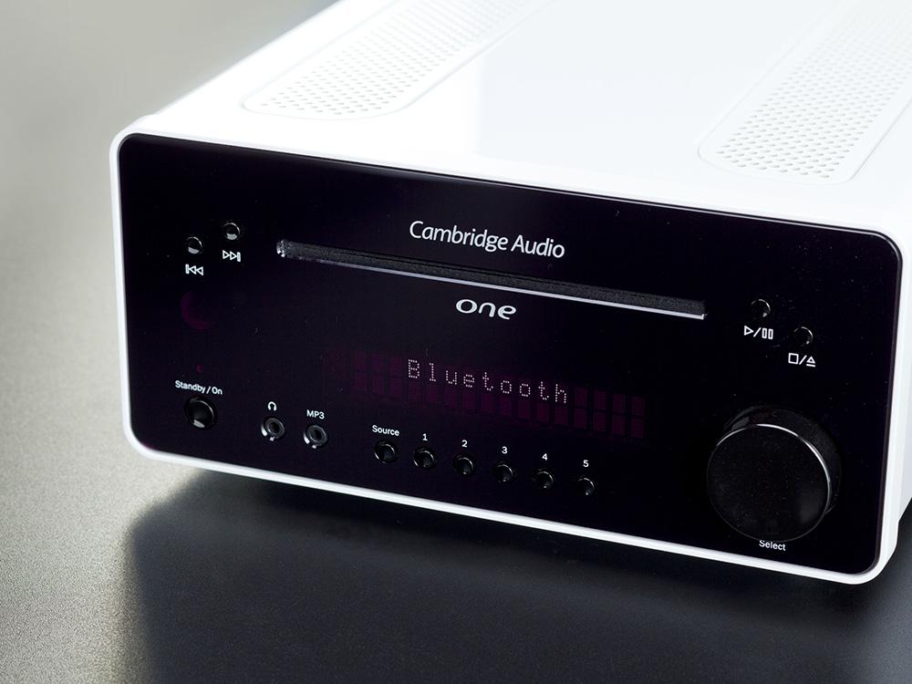 Cambridge Audio ONE System stereo all-in-one z radiem DAB/DAB+ Kolor: Biały Polska Gwarancja