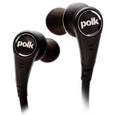 Polk Audio UltraFocus 6000i Słuchawki dokanałowe z aktywnym systemem usuwania szumów Polska Gwarancja