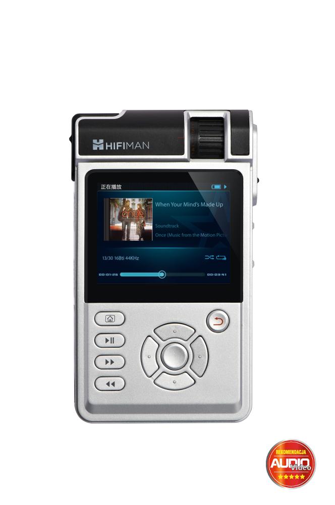 HiFiMAN HM-650 (HM650) Audiofilski odtwarzacz przenośny HI-END FLAC/WAV/OGG/MP3 Opcje: Power Card Polska Gwarancja