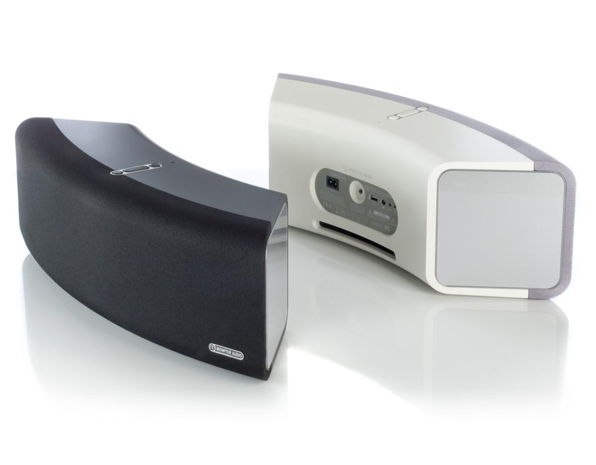 Monitor Audio Airstream S300 System stereo z AirPlay Kolor: Czarny Polska Gwarancja