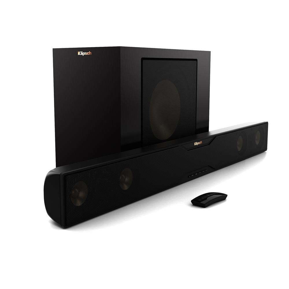 Klipsch Reference R-20B (R 20 B) Soundbar z bezprzewodowym subwooferem i Bluetooth Polska Gwarancja