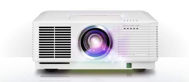 Mitsubishi WD8700U (WD 8700 U) Profesjonalny projektor instalacyjny WXGA Polska Gwarancja