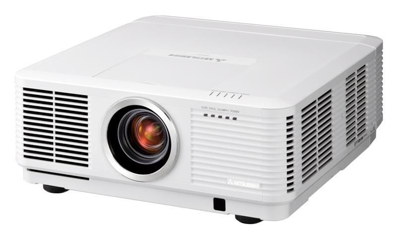 Mitsubishi XD8500U (XD 8500 U) Profesjonalny projektor instalacyjny XGA Polska Gwarancja