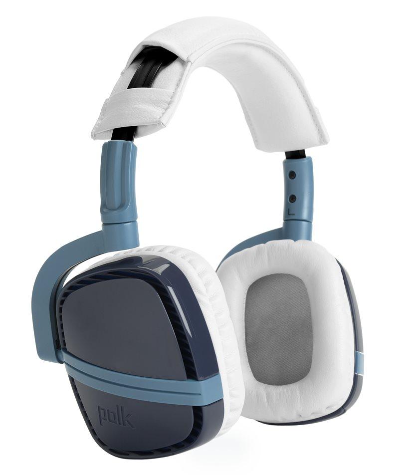 Polk Audio Melee Gaming Headset Słuchawki nauszne bezprzewodowe do Xbox 360 (X-box) Kolor: Nova Blue Polska Gwarancja