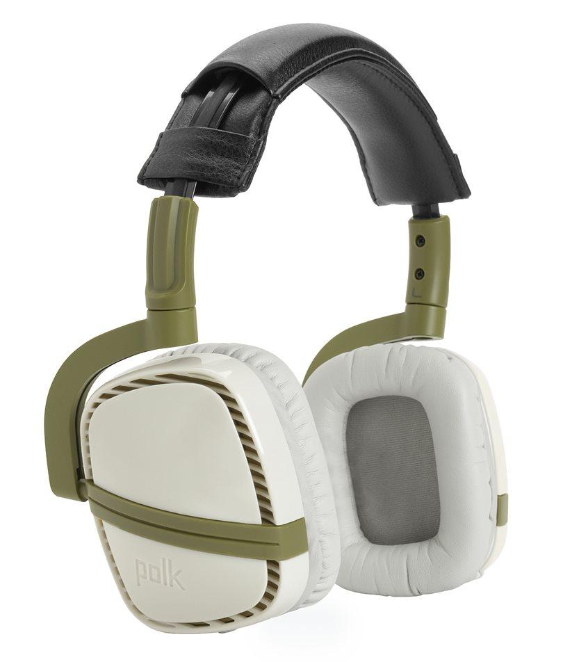 Polk Audio Melee Gaming Headset Słuchawki nauszne bezprzewodowe do Xbox 360 (X-box) Kolor: Desert White Polska Gwarancja