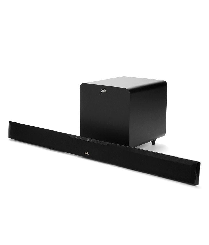 Polk Audio Surroundbar 9500 BT (9500BT) Soundbar z Bluetooth i bezprzewodowym subwooferem Polska Gwarancja