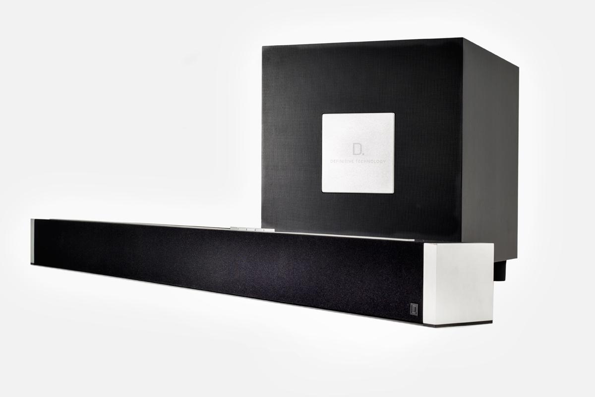 Definitive Technology W Studio (WStudio) multiroom Play-Fi Wi-Fi bezprzewodowy Soundbar 5.1 z subwooferem  Polska Gwarancja