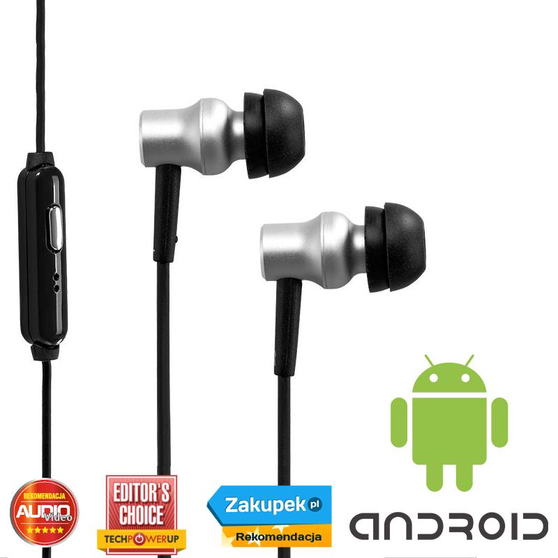 HiFiMAN RE-400a (RE400a) Przenośne słuchawki dokanałowe ze sterowaniem Android Polska Gwarancja