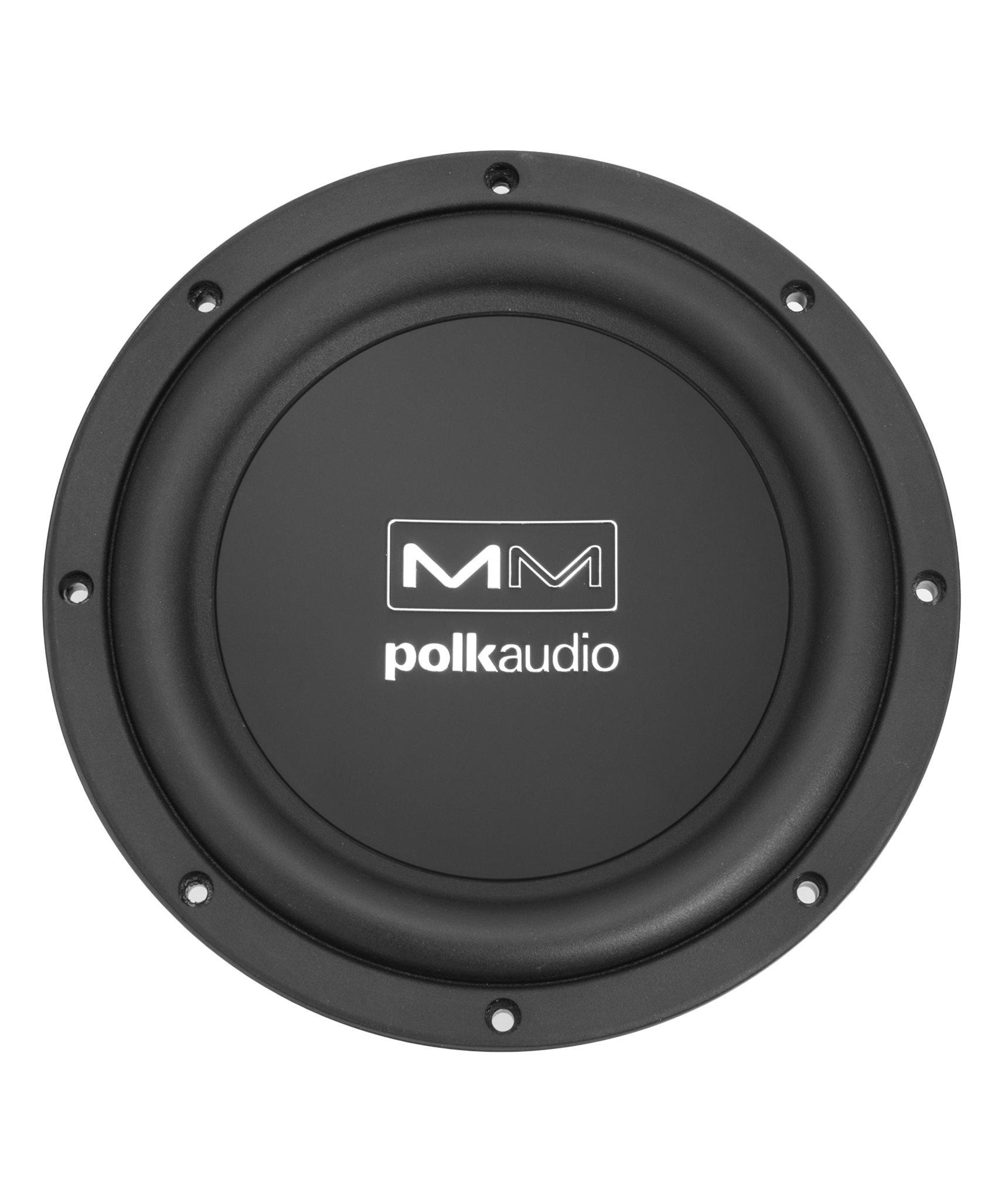 Polk Audio Mobile Monitor MM840DVC (MM 840DVC) Głośnik subwooferowy do samochodu Polska Gwarancja