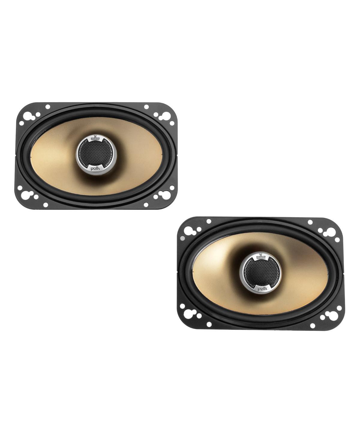 Polk Audio db461 (db 461) Dwudrożne głośniki do łodzi / samochodu 4 x 6 cala - 2szt. Polska Gwarancja