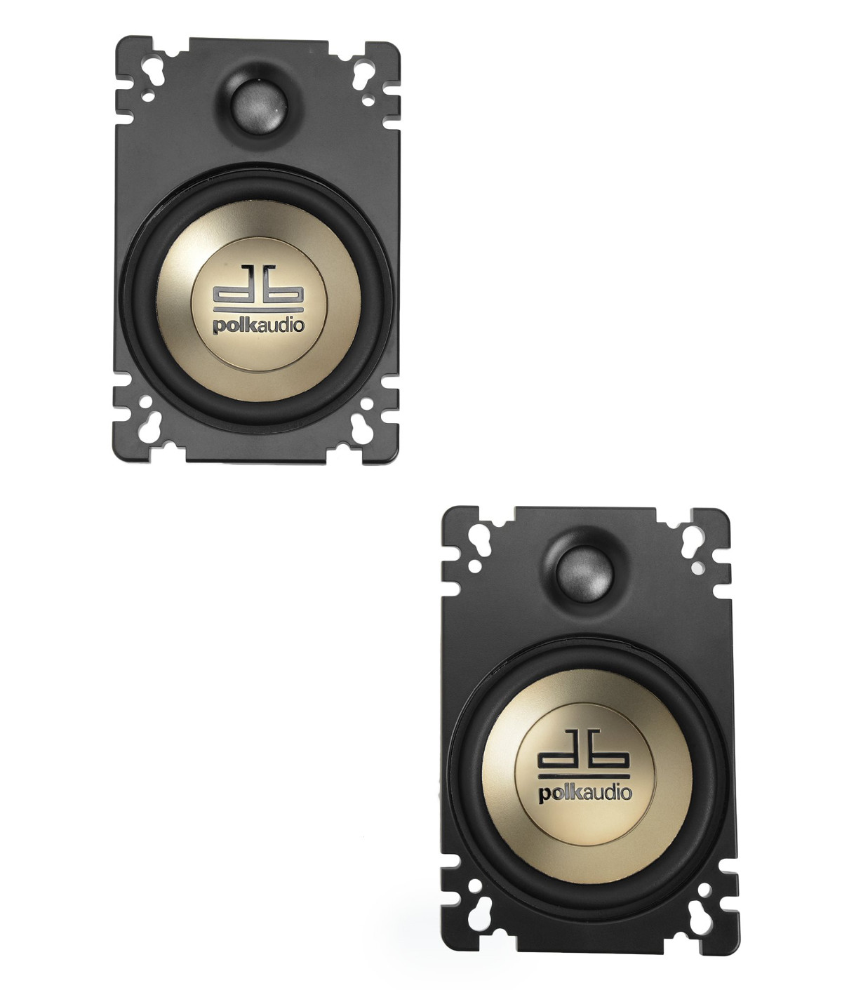 Polk Audio db461p (db 461p) Dwudrożne głośniki do łodzi / samochodu 4 x 6 cala - 2szt. Polska Gwarancja