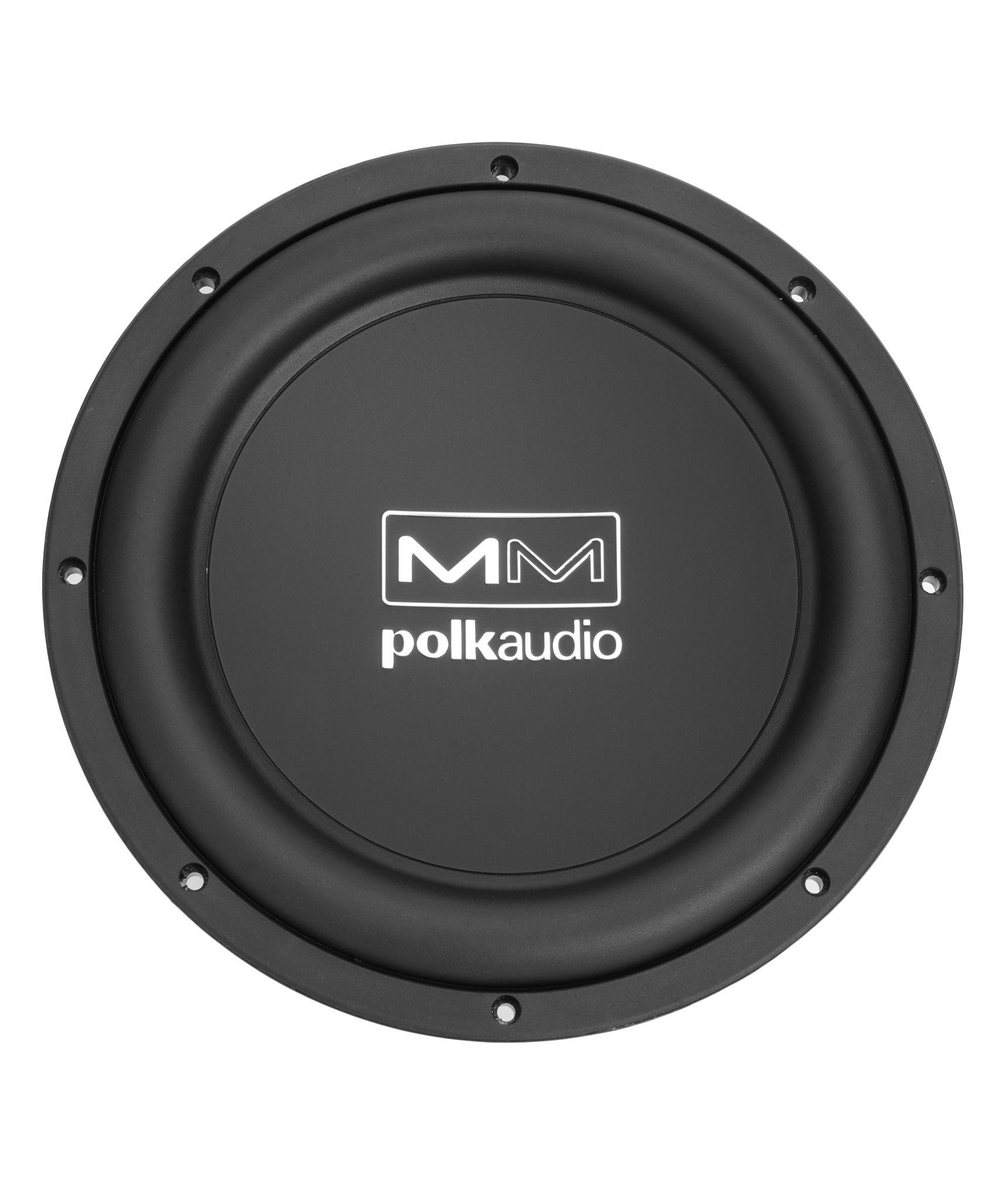 Polk Audio Mobile Monitor MM1040 (MM 1040) Głośnik subwooferowy do samochodu Polska Gwarancja