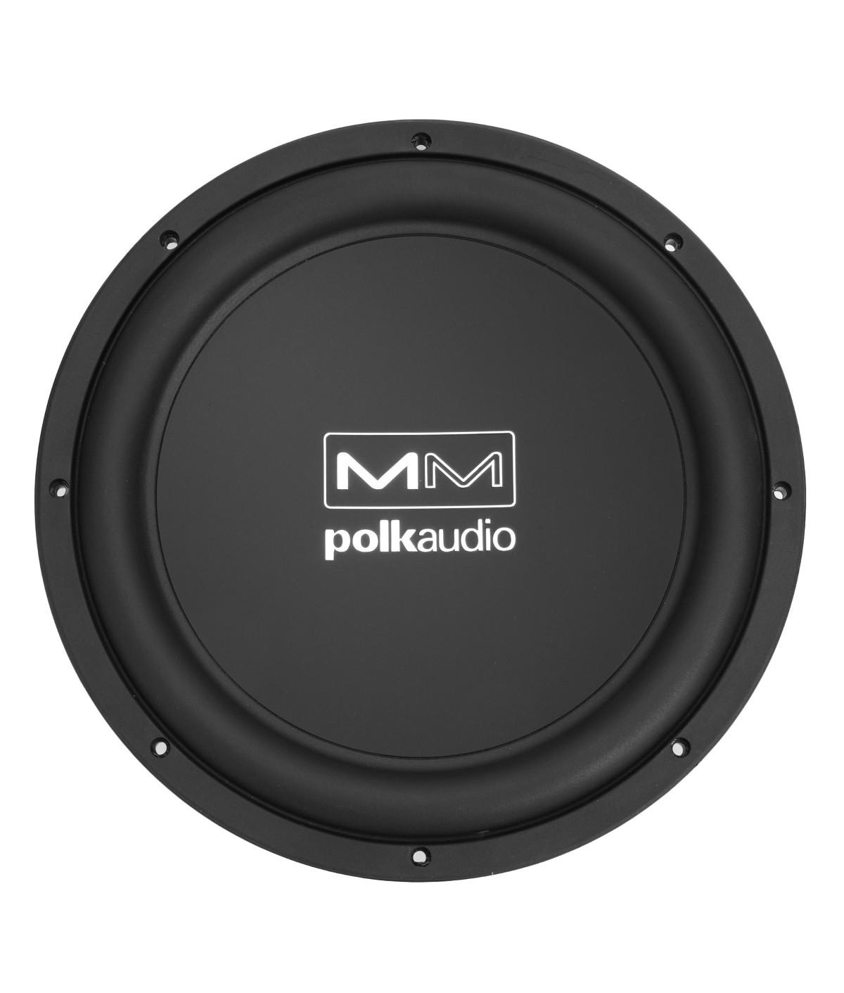 Polk Audio Mobile Monitor MM1240DVC (MM 1240DVC) Głośnik subwooferowy do samochodu Polska Gwarancja