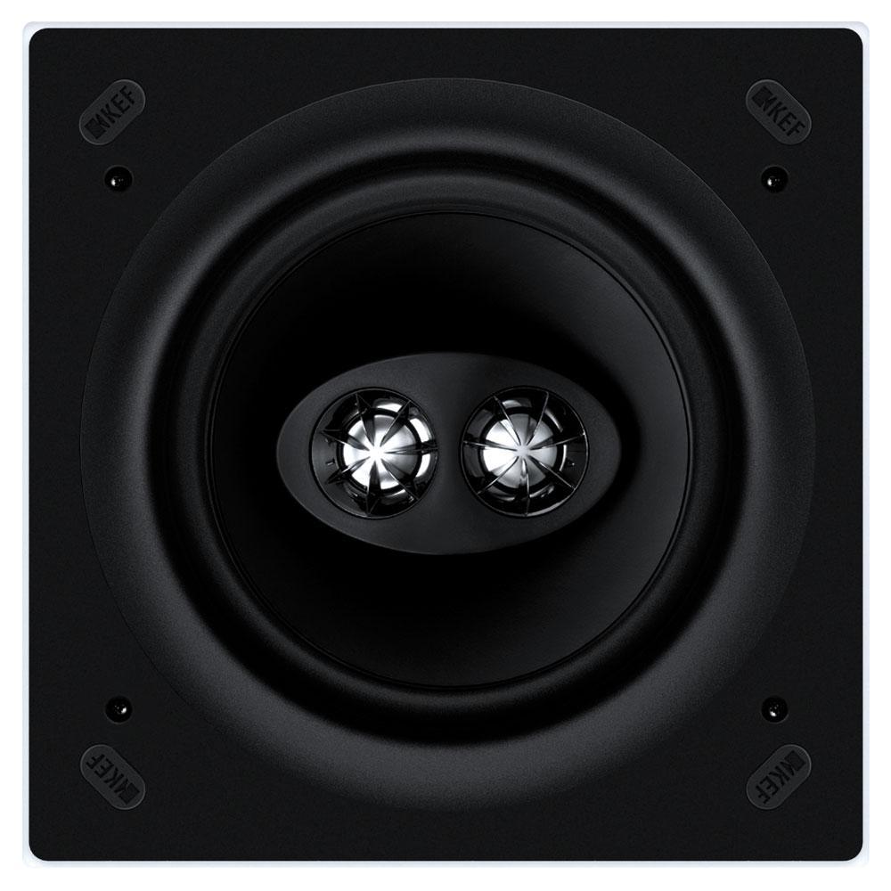 KEF Ci 160CSds (Ci160CSds) głośnik stereo ścienny/sufitowy do zabudowy - 1szt. Polska Gwarancja