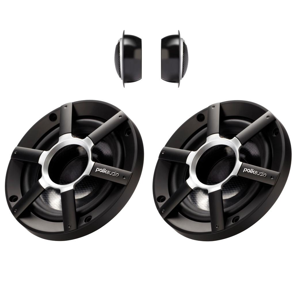Polk Audio Mobile Monitor MM5251 (MM 5251) Zestaw głośników samochodowych Polska Gwarancja