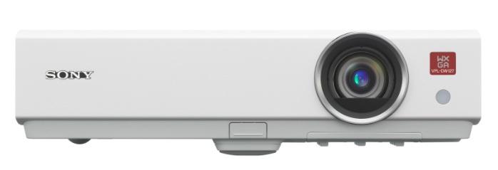 Sony VPL-DW127 (VPLDW127) projektor (rzutnik) przenośny - konferencyjny Polska Gwarancja