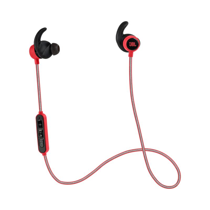 JBL Reflect Mini BT Bezprzewodowe słuchawki sportowe Bluetooth Kolor: Niebieski Polska Gwarancja
