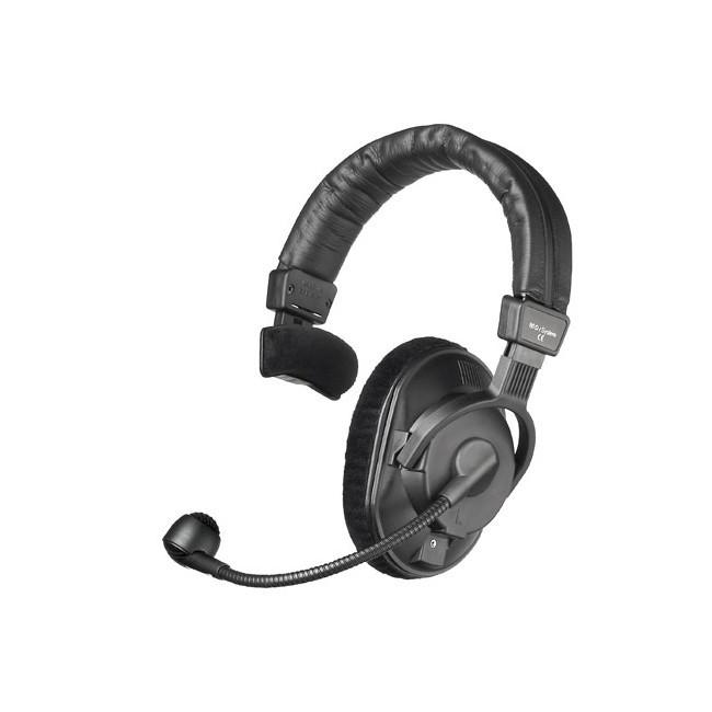 Beyerdynamic DT 280 V.11 200/80 (DT280) Słuchawki studyjne jednostronne z mikrofonem i wbudowanym przedwzmacniaczem Polska Gwarancja