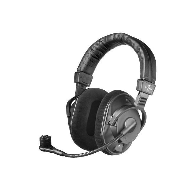 Beyerdynamic DT 297 PV MKII (DT297 MK2) Słuchawki studyjne z mikrofonem Impedancja: 250 Ohm Polska Gwarancja