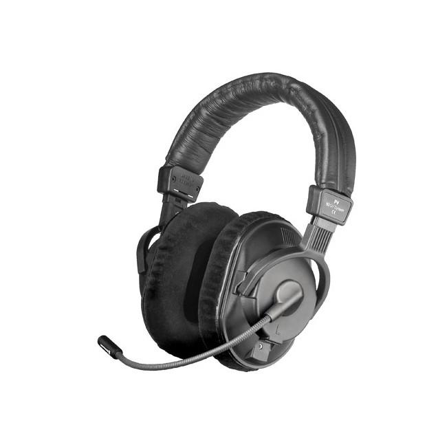 Beyerdynamic DT 291 PV MKII (DT291 MK2) Słuchawki studyjne z mikrofonem Impedancja: 80 Ohm Polska Gwarancja