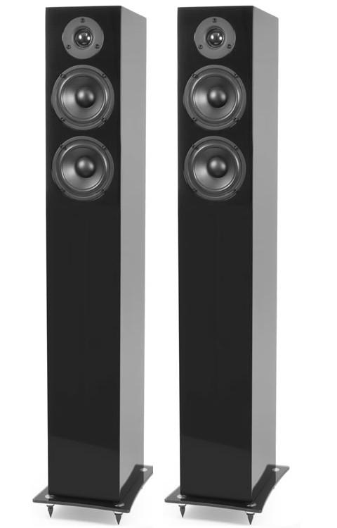 Pro-Ject Speaker Box 10 (Box10) Kolumny podłogowe - 2 szt. Kolor: Czerwony wysoki połysk Polska Gwarancja