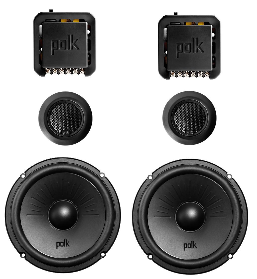 Polk Audio DXi6501 (DXi 6501) Zestaw głośników do samochodu Polska Gwarancja