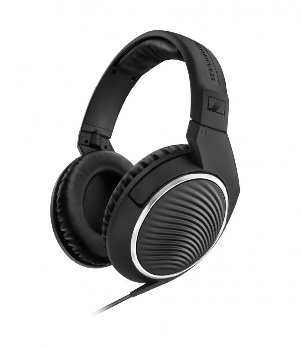 Sennheiser HD-461i / HD-461G (HD 461i / HD 461G) Słuchawki nauszne ze sterowaniem do Apple i Android Sterowanie smartfonem: Android Polska Gwarancja