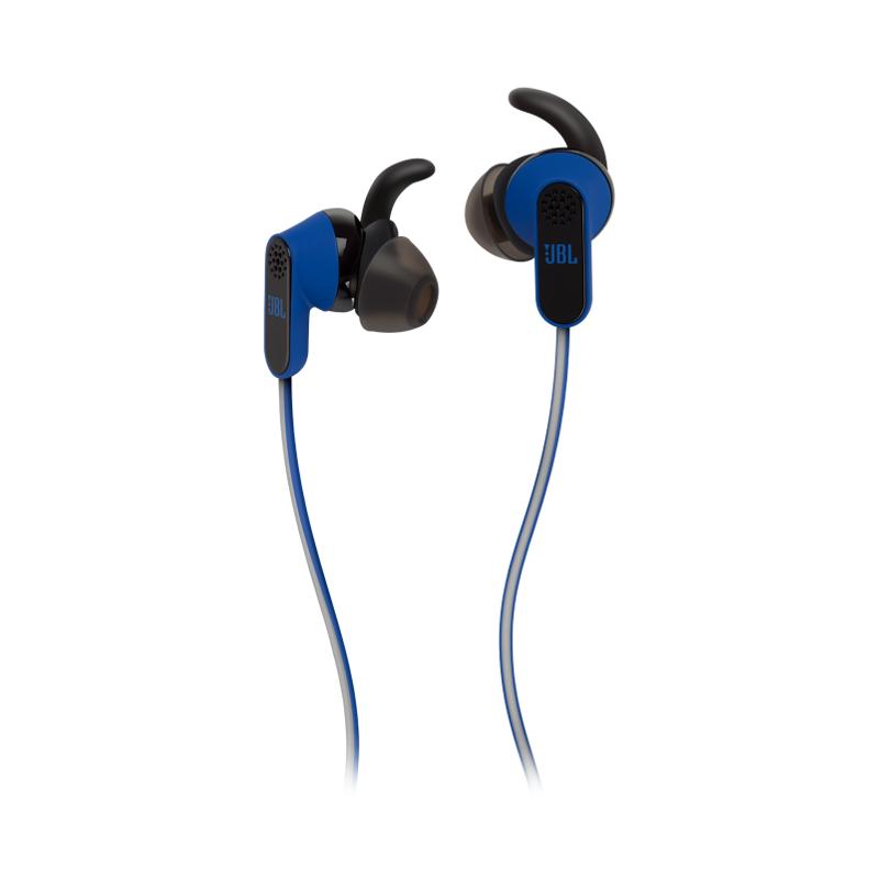 JBL Reflect Aware Dokanałowe słuchawki sportowe z redukcją szumów oraz aktywną kontrolą hałasu z zewnątrz (złącze Apple Lightning) Polska Gwarancja
