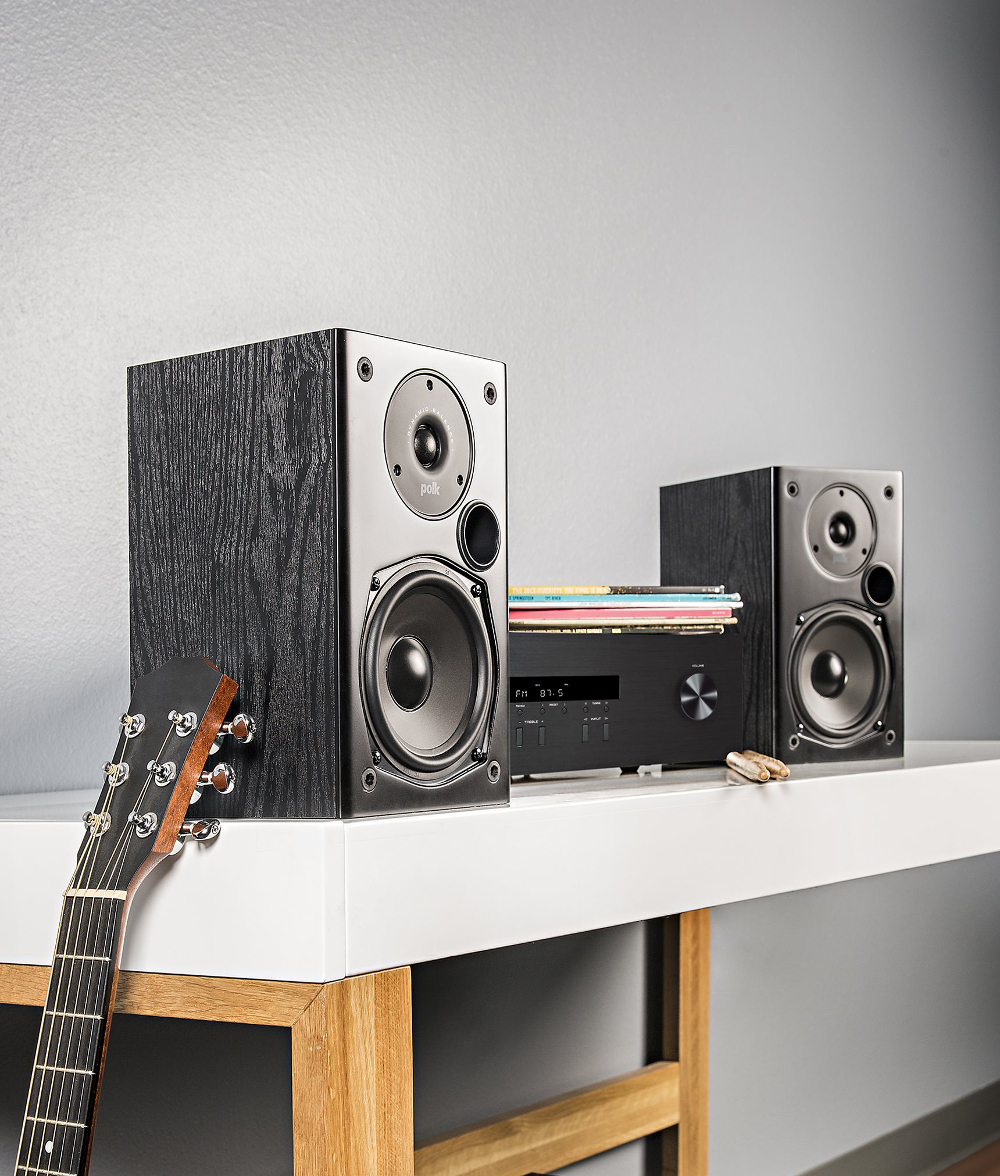 Polk Audio T15 The Are Those Bookshelf Speakers