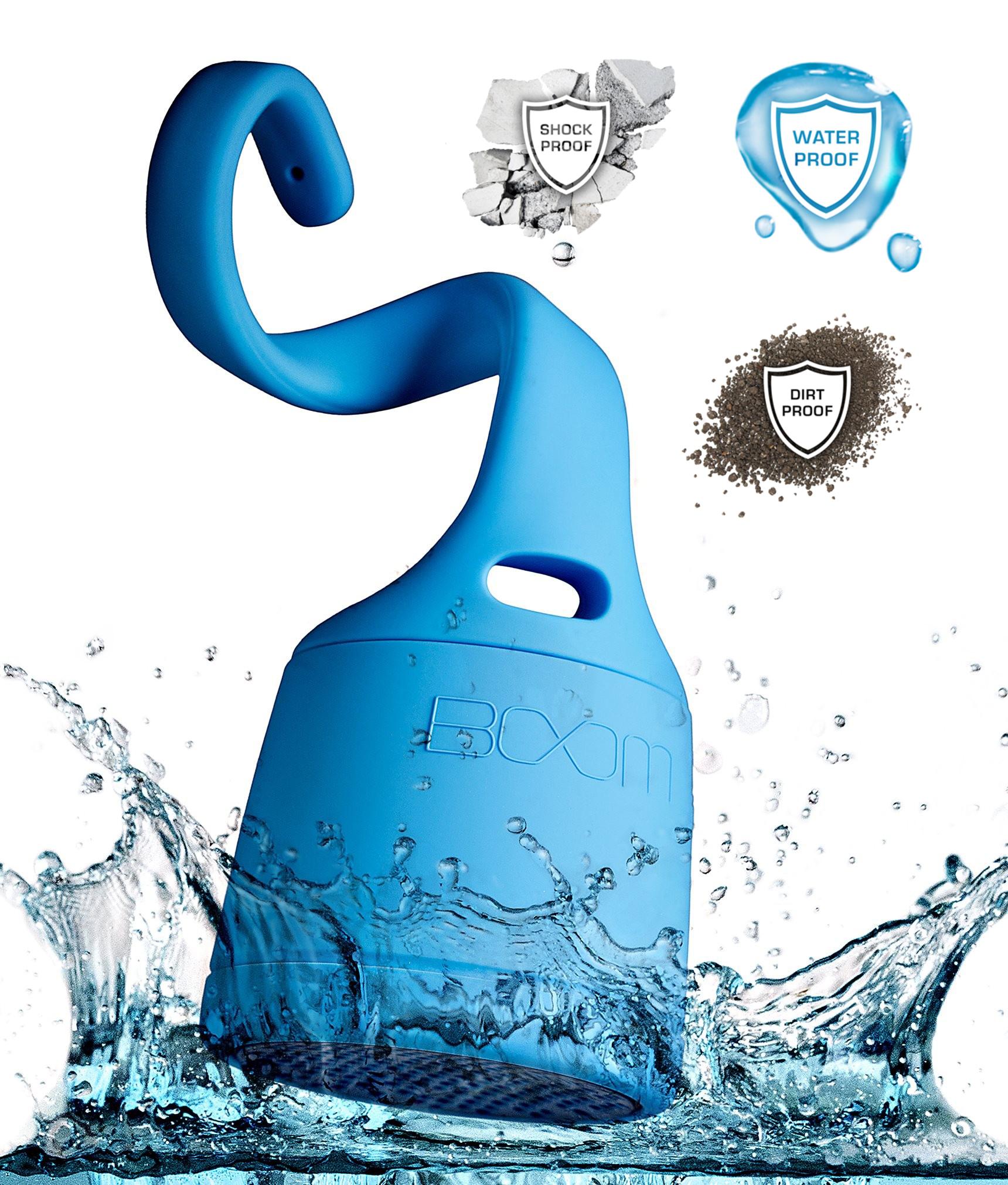 Polk Audio BOOM Swimmer Głośnik Bluetooth bezprzewodowy wodoodporny (4 kolory) Kolor: Niebieski Polska Gwarancja