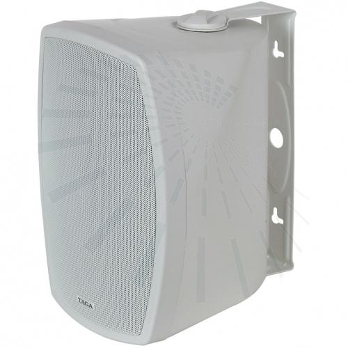 Głośniki zewnętrzne odporne na promienie UV, wodoodporne Taga TOS-600W/TOS-600B -2 szt Kolor: Biały Polska Gwarancja