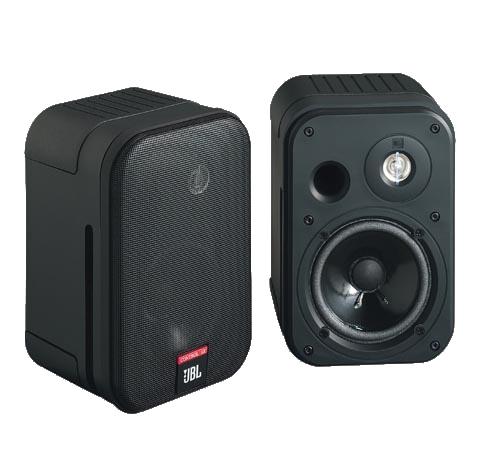 JBL Control One głośniki stereo (surround) - 2szt Kolor: Czarny Polska Gwarancja