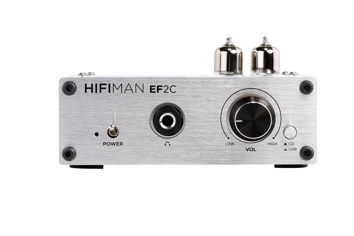 HiFiMAN EF-2C (EF2C) Audiofilski wzmacniacz słuchawkowy z DAC  Polska Gwarancja