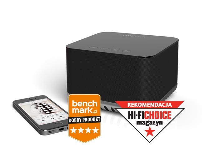 Mass Fidelity Core holograficzny głośnik Bluetooth multiroom z akumulatorem Polska Gwarancja