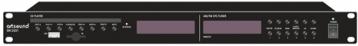 ArtSound SRC-2221 (SRC2221) Odtwarzacz CD instalacyjny z tunerem AM/FM i wejściem USB Polska Gwarancja