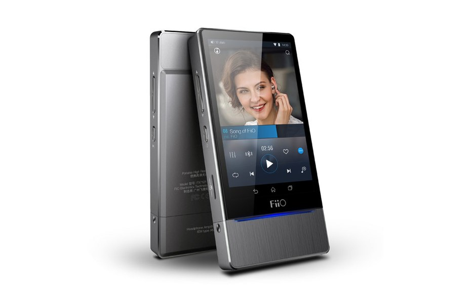 Fiio X7 (X-7) Odtwarzacz przenośny plików FLAC / DXD / DSD / 64-bit/384kHz z Android (karta IEM) Polska Gwarancja