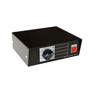 Lindy 32611 Ręczny przełącznik (switch) VGA 4:1 Polska Gwarancja