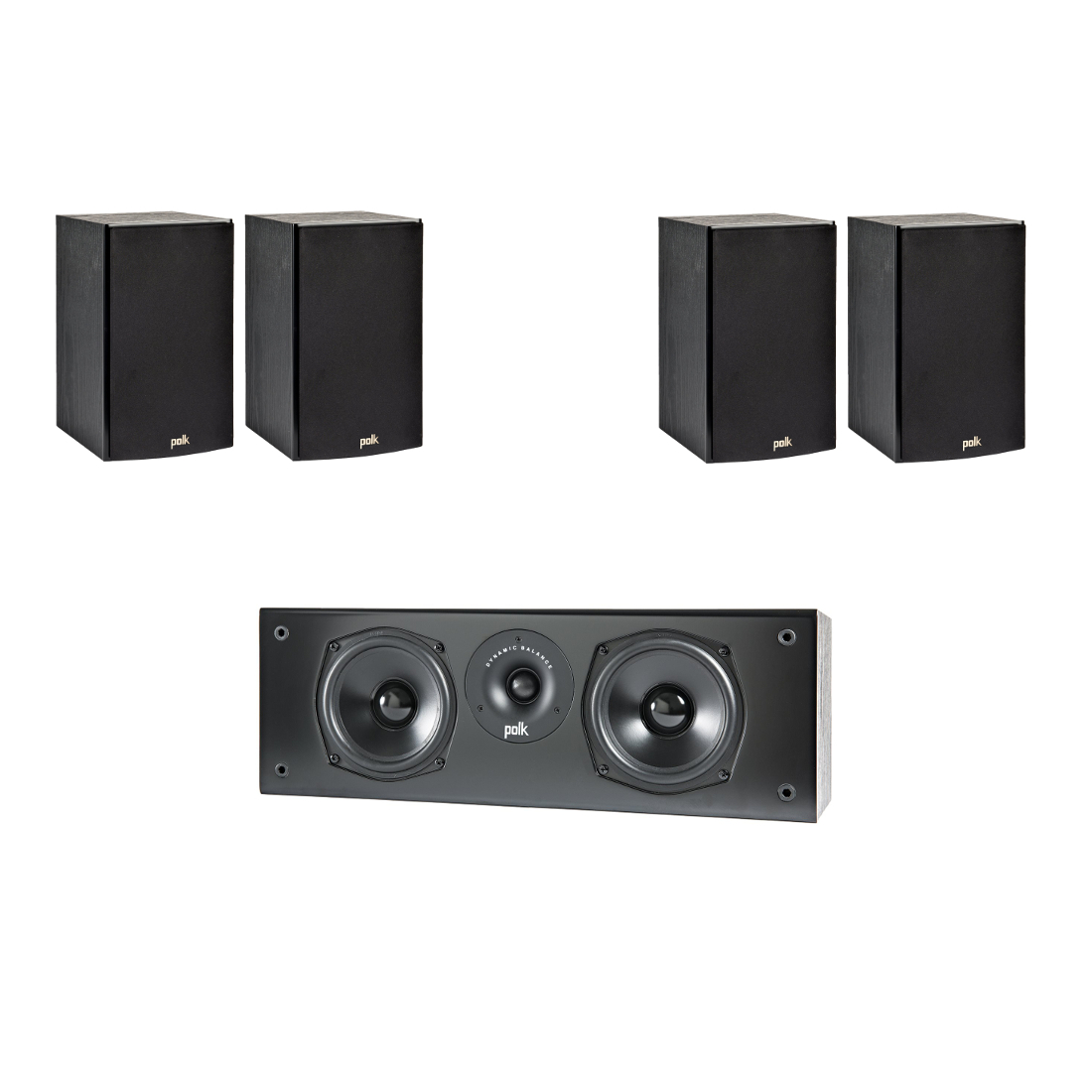 Polk Audio T Bookshelf System T30 T15