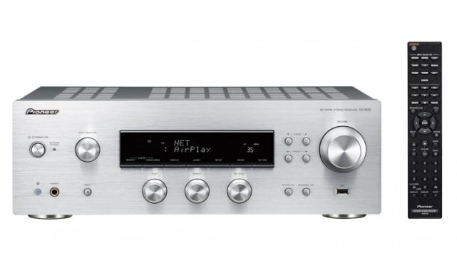 Pioneer SX-N30 (SX N30) Amplituner stereo ze Spotify i funkcjami bezprzewodowymi  Kolor: Ciemny Polska Gwarancja