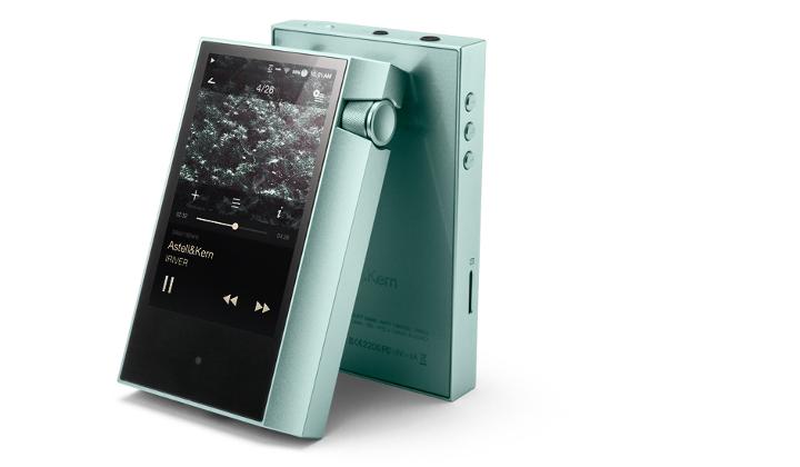 Astell&Kern AK70 (AK-70) Audiofilski odtwarzacz plików FLAC z Wi-Fi i pamiecią 64GB Polska Gwarancja