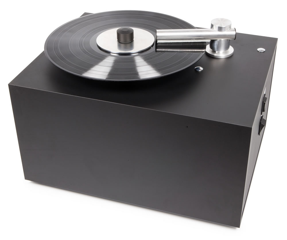 Pro-Ject Vinyl Cleaner VC-S Myjka do płyt winylowych (gramofonowych) oraz szelakowych 78RPM Polska Gwarancja