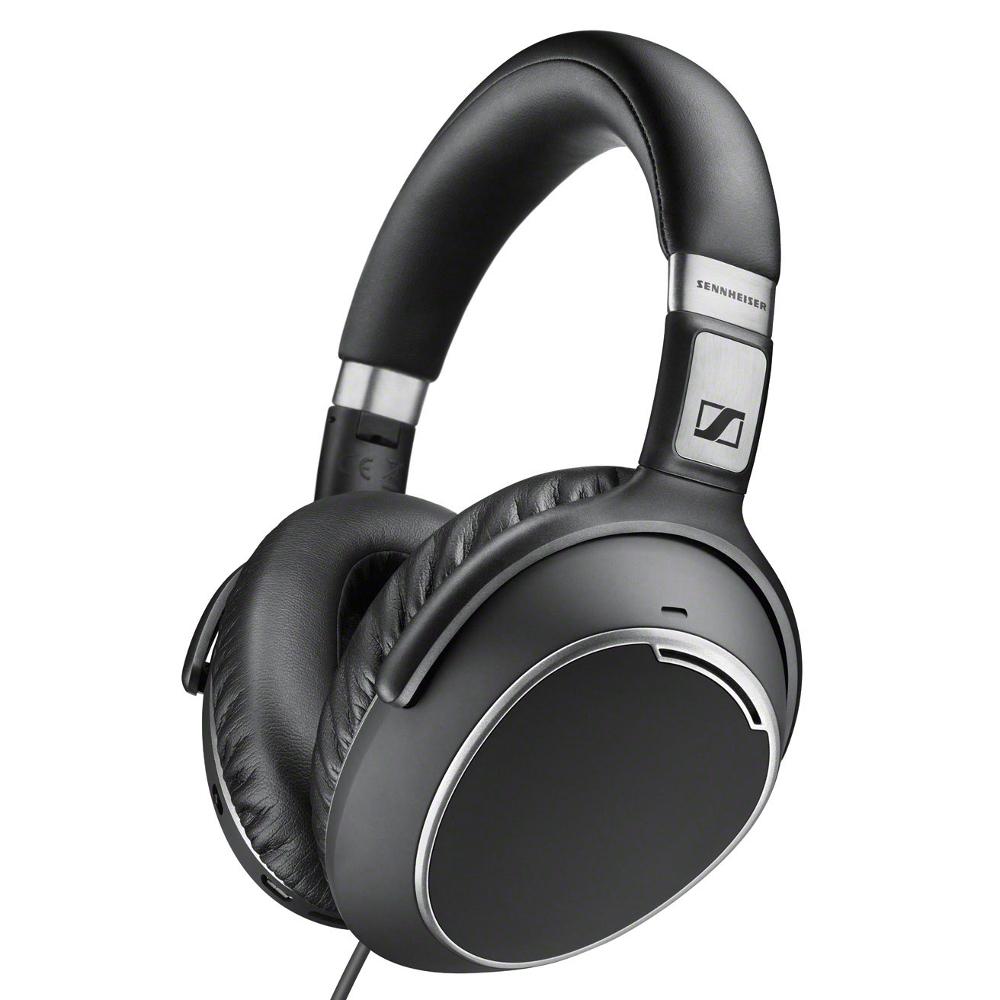 Sennheiser PXC 480 (PXC480) Słuchawki nauszne z redukcją szumów, mikrofonem i sterowaniem Polska Gwarancja