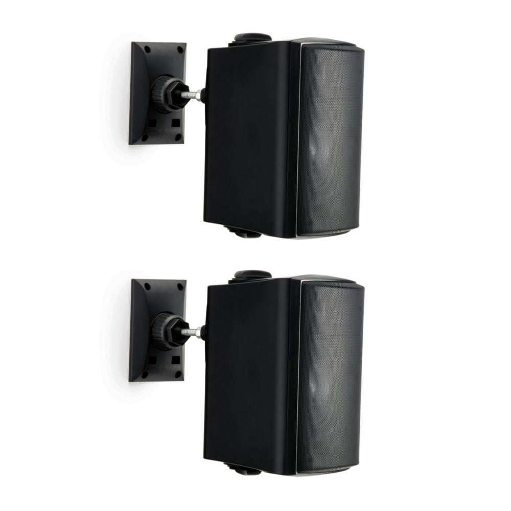 Cabasse ZEF 13 Naścienne kolumny stereo (surround) zewnętrzne / wewnętrzne - 2szt Kolor: Czarny Polska Gwarancja