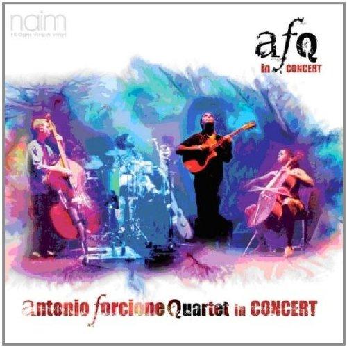 Antonio Forcione Quartet - In Concert Płyta winylowa x2 (NAIMLP116) Polska Gwarancja