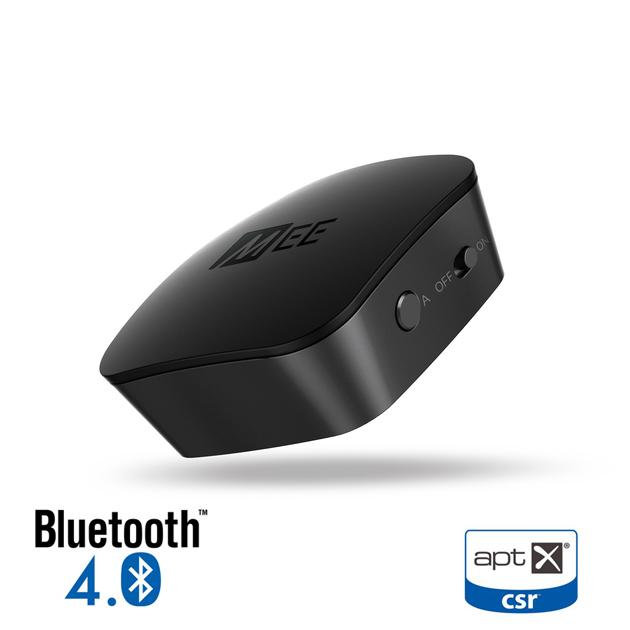 MEE Audio Connect AFT1 (AFT 1) dedykowany do słuchawek Bluetooth nadajnik (transmiter) sygnału Bluetooth z wejściem analogowym i optycznym np dla tele