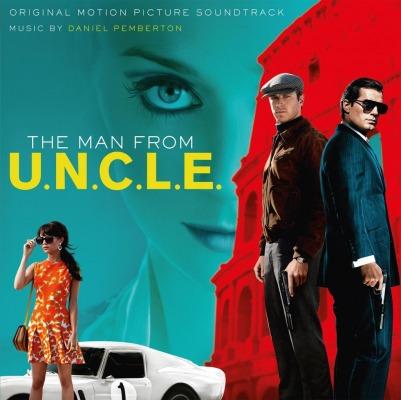 Daniel Pemberton - The Man from U.N.C.L.E Soundtrack Płyta winylowa (2LP, 180g) Polska Gwarancja