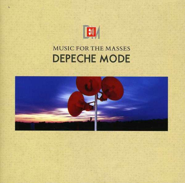Depeche Mode - Music For The Masses Płyta winylowa (180g) Polska Gwarancja