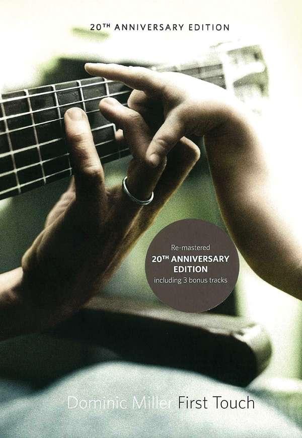Dominic Miller - First Touch (20th Anniversary Edition) Płyta winylowa 180g QRM1341 Polska Gwarancja